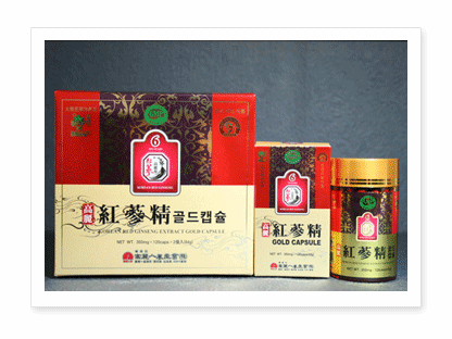 Korean Red Ginseng Extract Royal Soft Capsules